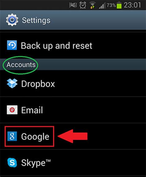 delete gmail account android 2 ways to delete a gmail account on android