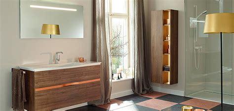 du cuivre dans la salle de bain d 233 co salle de bains
