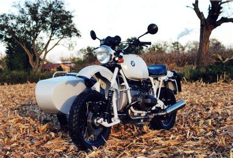 Motorradgespann Hund by Bmw R 100 Gs Mit Ural Seitenwagen R 246 Merteam