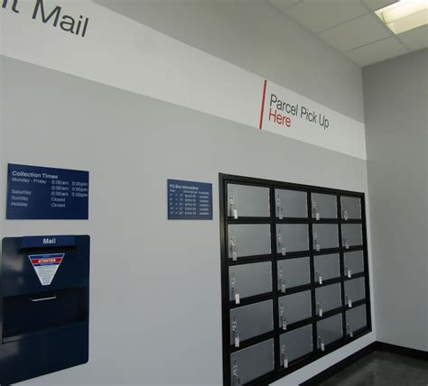 24 Hr Post Office by Bedford Mass What S New In Retail A Permanent United