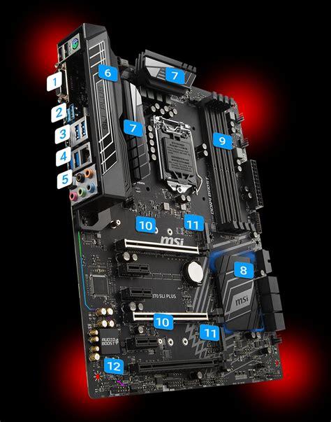 Msi Z370 Gaming M5 Socket 1151 Coffeelake Motherboard msi z370 sli plus socket 1151 end 10 23 2018 12 15 am