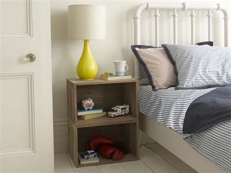 crate side table crate mate stackable side table loaf