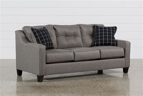 brindon charcoal sleeper sofa sofa sleeper signature design by zeb