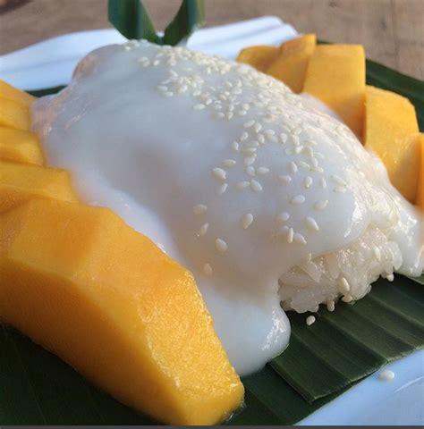 cara membuat manisan mangga untuk dijual resep cara membuat pulut mangga thai spesial anti gagal
