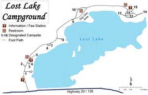 lost lake cground cgrounds oregon