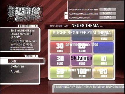An Die Wand Schreiben by 187 Die Wand Tv Premium Sms Spiel
