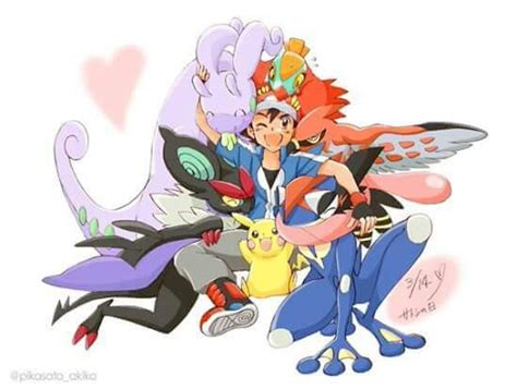 best kalos 74 best images about ash in kalos with on