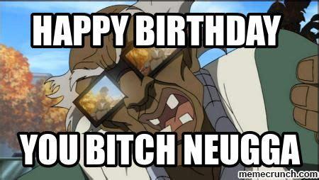 Boondocks Memes - best 25 happy birthday meme generator ideas on pinterest