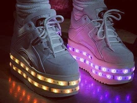 where can i buy light up shoes ruffstarr com 187 light up sneakers a comeback