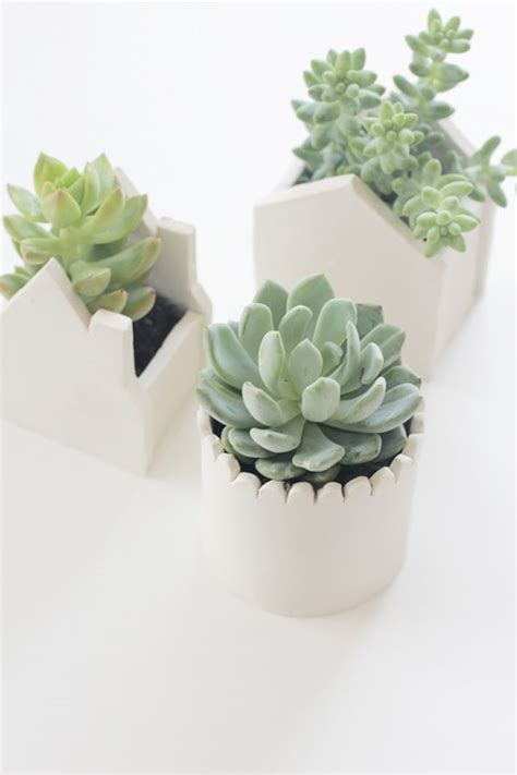 Handmade Planters - 10 more inspiring ideas for recycled and diy planters