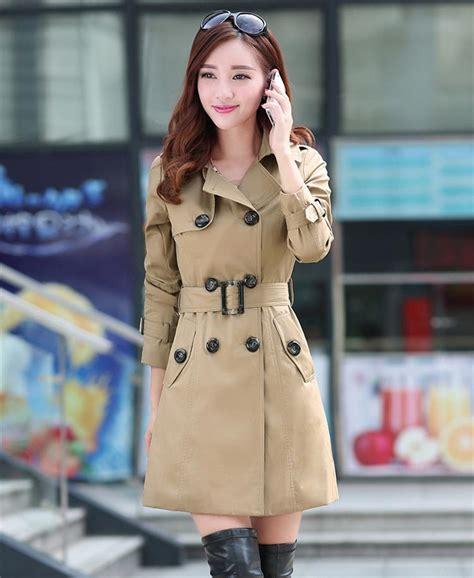 Jaket Wanita Terbaru Jaket Wanita Korea Jaket Wanita Bandung coat wanita blazer wanita jyw832khaki coat korea