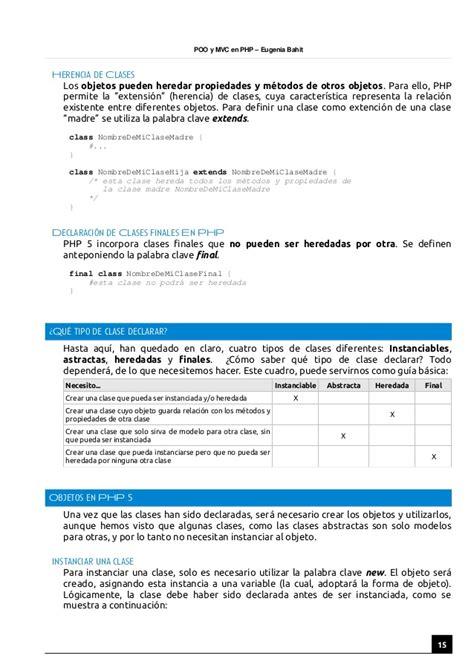 tutorial php mvc pdf poo php mvc