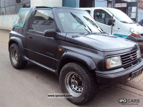 Suzuki Vitara 1995 1995 Suzuki Vitara Car Photo And Specs