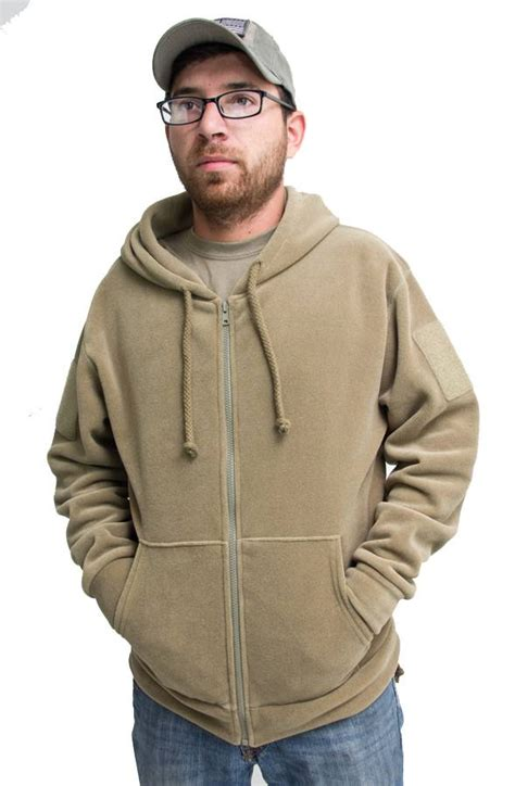 Jeny Hodie Dusty 1 mil spec monkey hoodie polar1 dusty brown airsoftshop