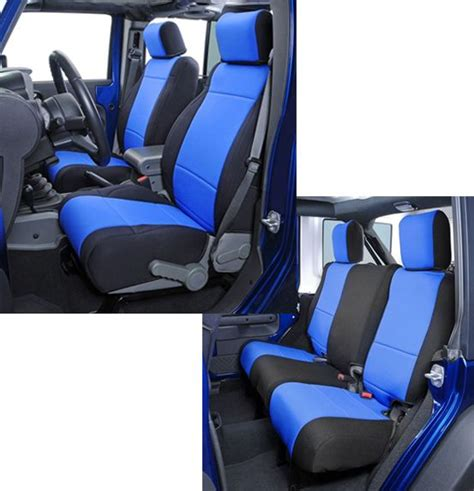 2007 jeep wrangler x seat covers coverking front seat covers with free rear cover for 2007