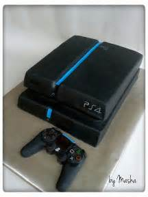Ps4 cake playstation Torta PS4   my cakes :)   Pinterest
