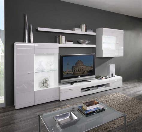 schrankwand wohnzimmer klassisch yarial wohnwand klassisch modern interessante