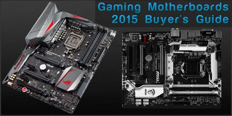 best motherboards for gaming best intel motherboards for gaming 2015 black friday