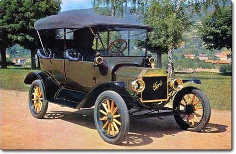 ford t 1908 1927 la dame en noir