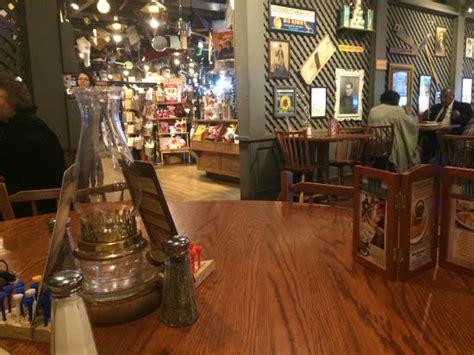 cracker barrel dining tables inside picture of cracker barrel tulsa tripadvisor