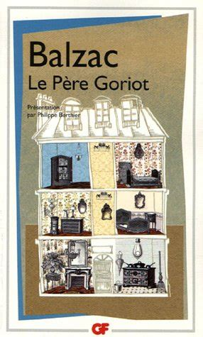 comparamus le pere goriot french edition
