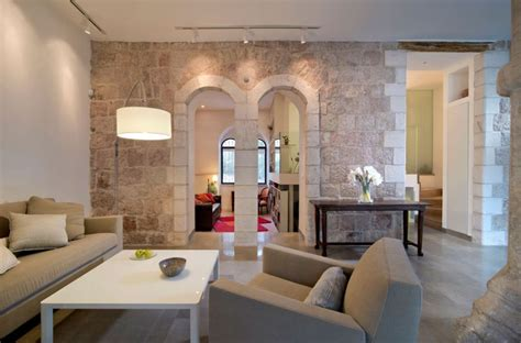 Santa Fe Home Decor jerusalem apartment where modern minimalism meets old