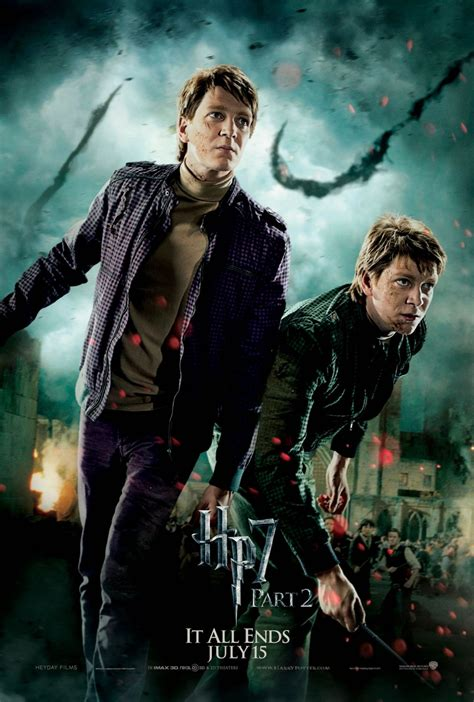 harry potter and the deathly hallows series 7 meyemind it all ends 7 15 posters galore