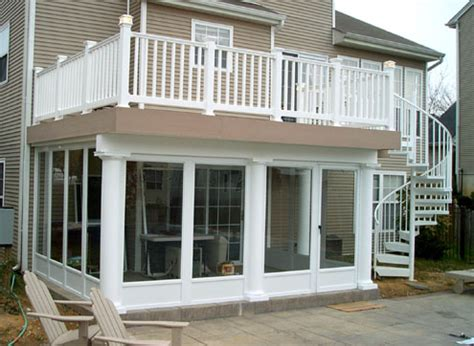 Screen Porch Systems Screened Porch System Carpentry Picture Post