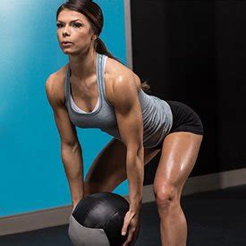medicine ball swings the ultimate medicine ball workout
