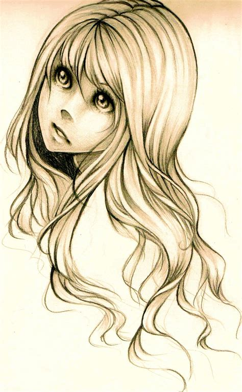 anime curly hair the gallery for gt anime curly hairstyles for girls