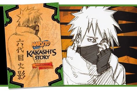 review kakashi s story novel anime inferno