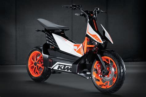 Ktm Scooters Ktm E Speed Electric Scooters Just Got Cool