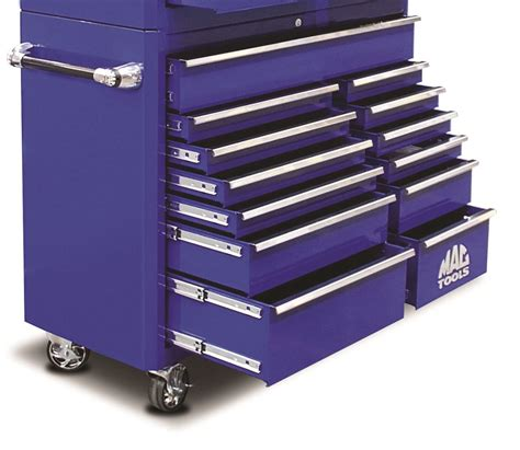Mac Drawer by Mactools Uk 13 Drawer Pro Series Bank Roller Cabinet