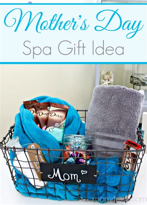 Unique Christmas Gifts For Her by Mother S Day Gift Idea Spa Basket A Lil Chocolate Too
