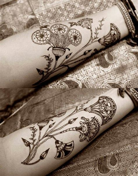 egyptian flower tattoo lotus