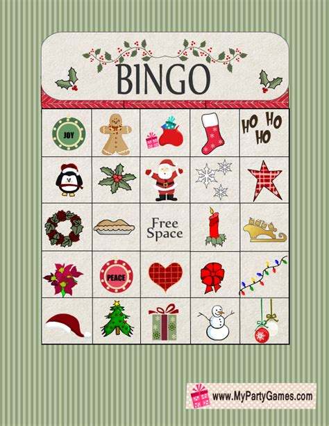 printable board games christmas free printable christmas bingo