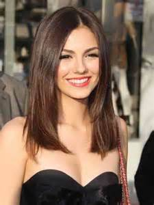 pictures of below shoulder length hair shoulder length haircuts all new hairstyles