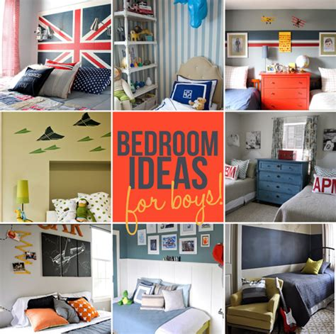 Decorating Ideas For Boys Bedroom Inspiring Bedrooms For Boys