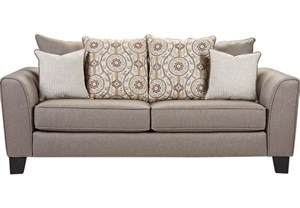 bridgeport taupe sofa sofas beige