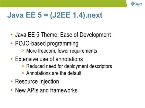 java ee themes glassfish overview for sogeti 20090225