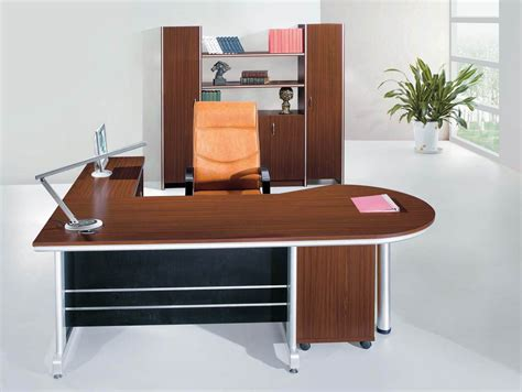 Office Desk Modern Modern Executive Desk