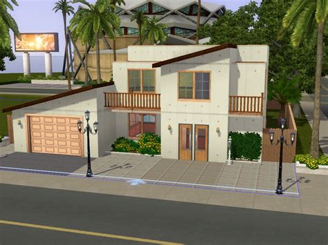 Tri Level Home Floor Plans Family Homes Up To 75 000 For Sims 3 At My Sim Realty