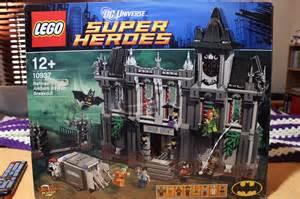 lego batman arkham asylum breakout 10937 review