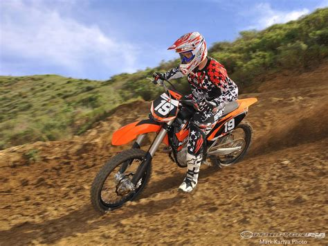Ktm Dirt Bike Wallpaper Ktm Wallpaper