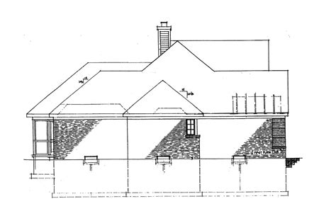 classic georgian house plans georgian house plans ingraham 42 016 associated designs