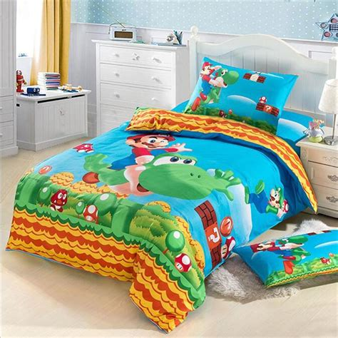 Comforter Cost by Compare Prices On Mario Bedding Shopping Buy