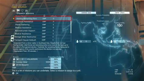 find blueprints ze ev blueprint location mgsv the phantom pain