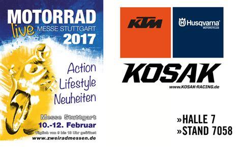 Ktm Motorrad Stuttgart by Motorrad Live Messe Stuttgart 2017 Wir Sind Mit Dabei