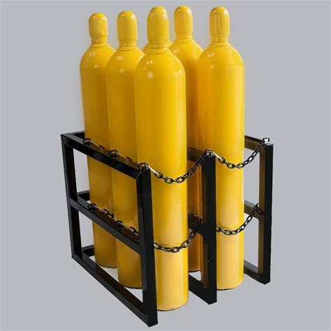 Gas Cylinder Storage Racks by 3d2w Gas Cylinder Storage Rack Certified Sales