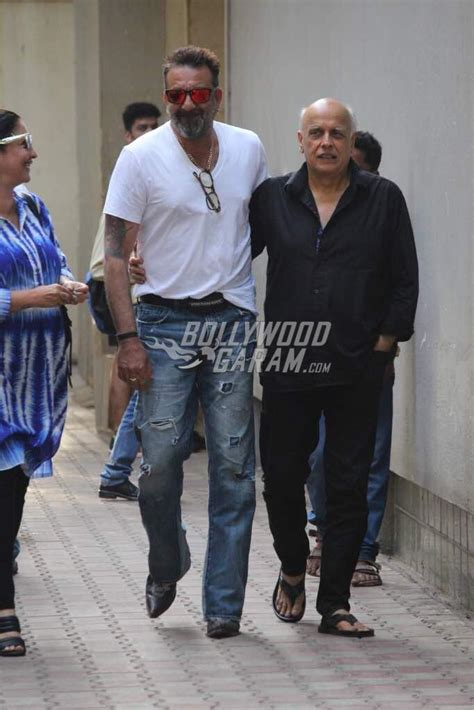 biography of film sadak photos pooja bhatt sanjay dutt mahesh bhatt meet over